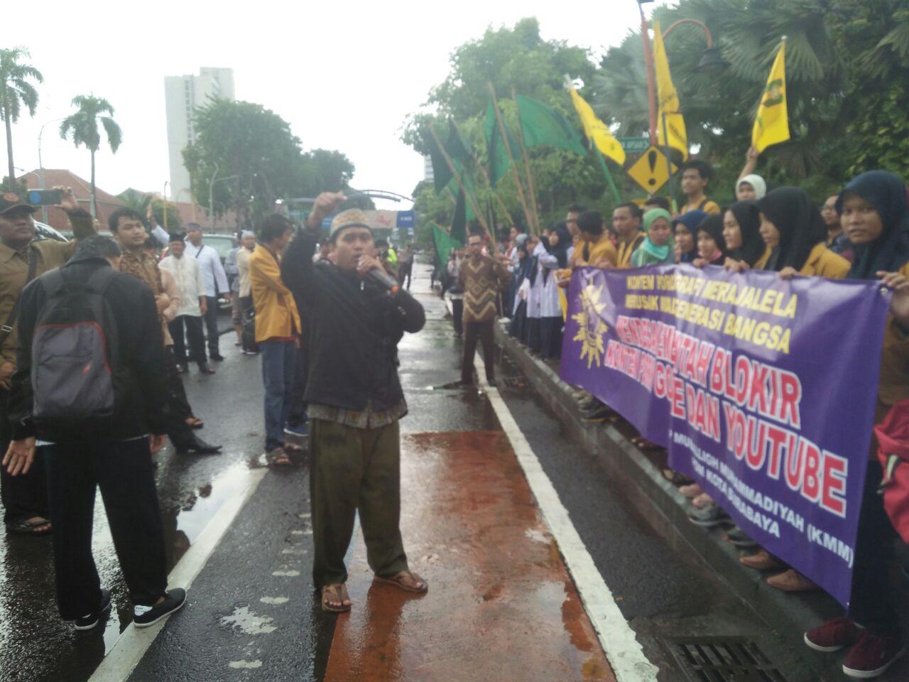 Keluarga besar Pimpinan Daerah Muhammadiyah Kota Surabaya
